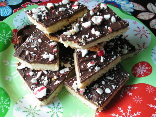 Chocolate Peppermint Bark Cookies - Bon Appetit Recipe ...