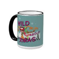 Wild about Xmas Mug