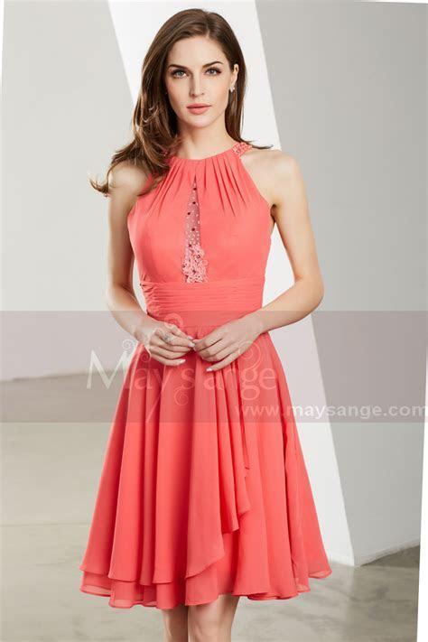 Beautiful Wedding Guest Short Dress