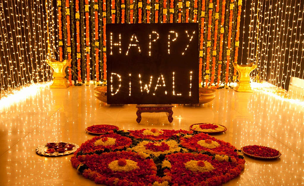 5 Simple Steps To Host The Perfect Diwali Party Mydala Blog