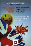 Don't Learn English, Smile! - Non Imparare l'Inglese, Sorridi! - Libro