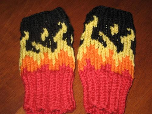 Dedos en Fuego