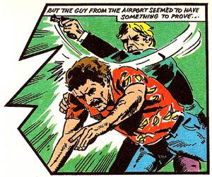 Magnum comic