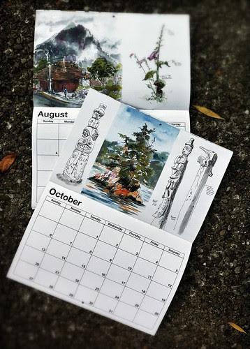 2013 Calendar by apple-pine