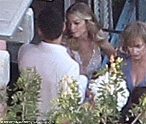 First pictures: LeAnn Rimes and Eddie Cibrian's sunset