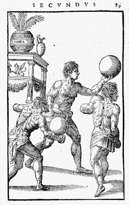 ancient ball games