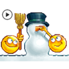 Quang Tran Vinh - Animated Winter Emoij Sticker artwork