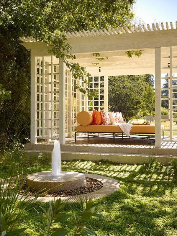 100 Gartengestaltung Bilder und inspiriеrende Ideen für ...