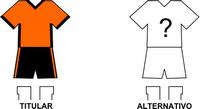 Uniforme Selección Roquegonzaleña de Fútbol
