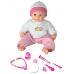 Кукла интерактивная с аксессуарами KLEIN «Маленький пациент»