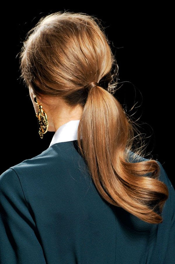 5 Le Fashion Blog 9 Inspiring Wrapped Ponytails Curly Low Ponytail Moschino Via Harpers Bazaar photo 5-Le-Fashion-Blog-9-Inspiring-Wrapped-Ponytails-Curly-Low-Ponytail-Moschino-Via-Harpers-Bazaar.jpg