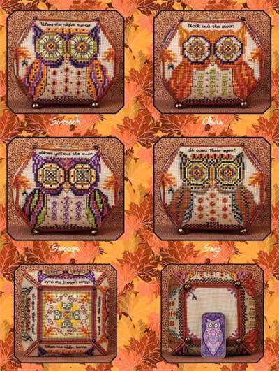JN318LE Owls Of October II