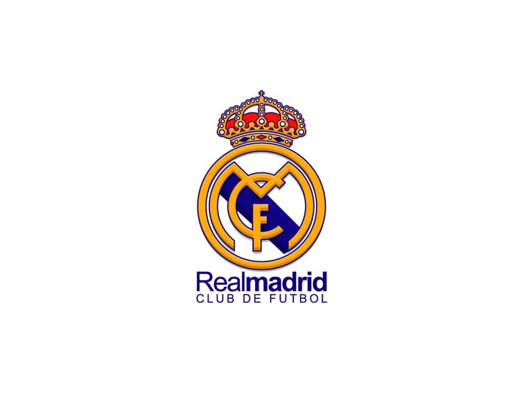 Dessin de logo Real Madrid Club de Fºtbol Coloriage  imprimer gratuit