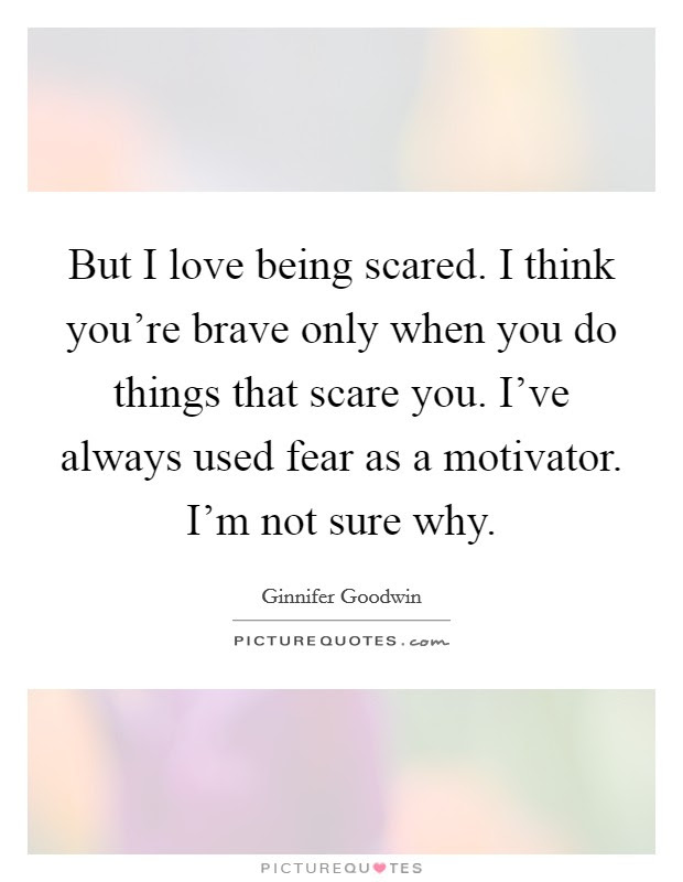 Scared In Love Quotes Sayings Scared In Love Picture Quotes