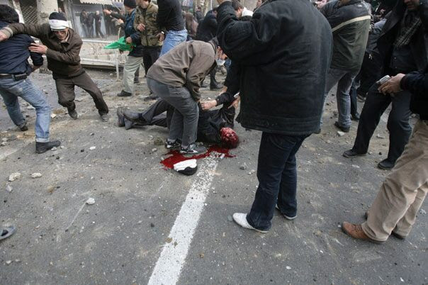 Bloody Protests in Iran