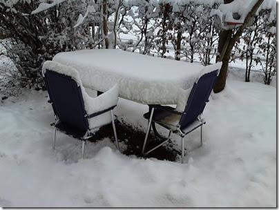 No Camping Today