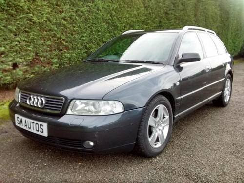 Audi A4 B5 18t Quattro Sport For Sale