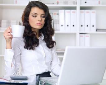 Minuman Pelepas Stress Di Kantor