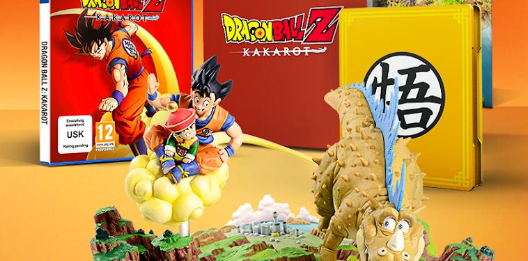 Dragon Ball Z Kakarot Ps4 Collectors Edition Uk