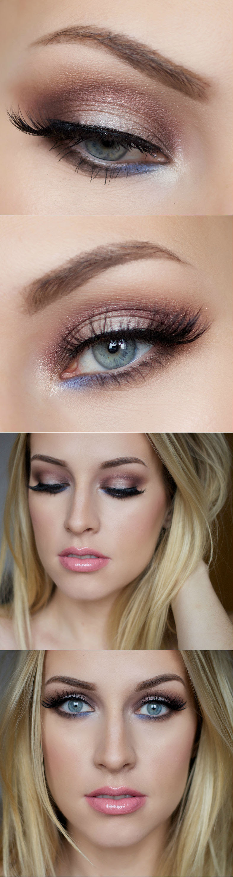 52 Perfect Hairstyles & Hair Color for Hazel Eyes We All Love
