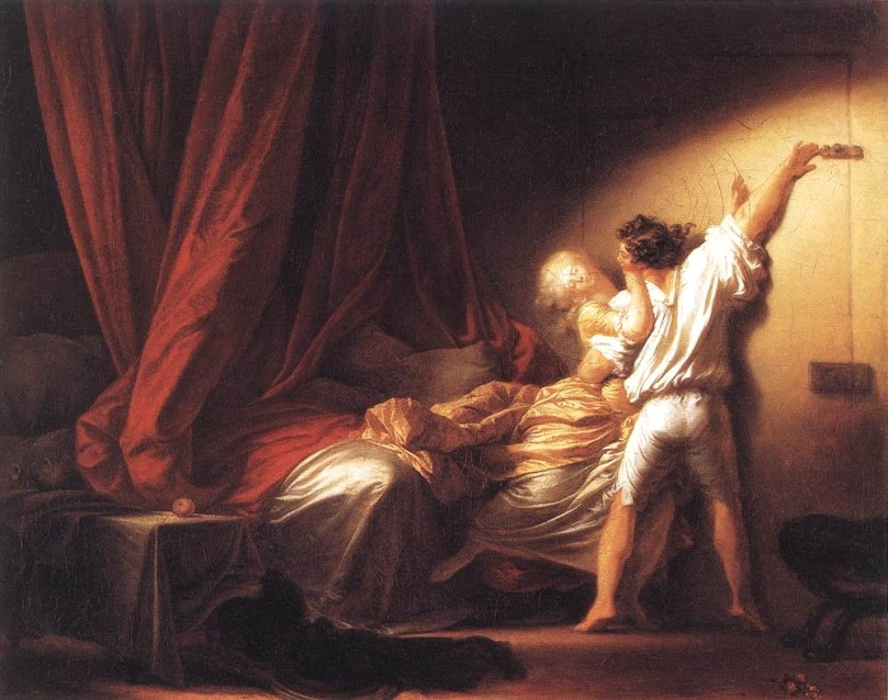 Fragonard Le Verrou (The Bolt)