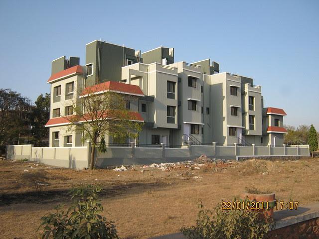 Visit to Neo City 1 BHK & 2 BHK Flats at Wagholi Pune 411 027 - newly developed residential project on the way to Neo City
