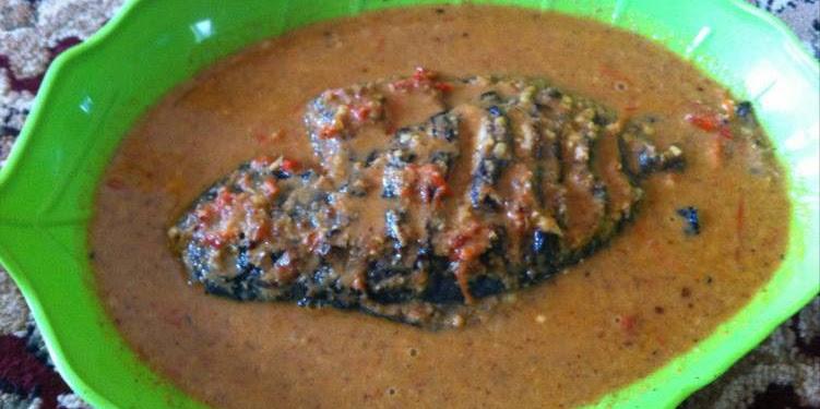 Resep Ikan Bakar Bumbu Kacang Oleh Mamamia