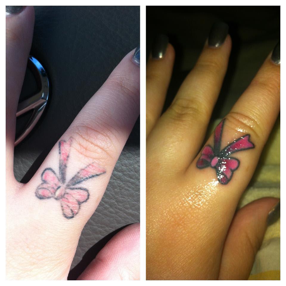 Bad Finger Tattoo Healing Wwwtopsimagescom
