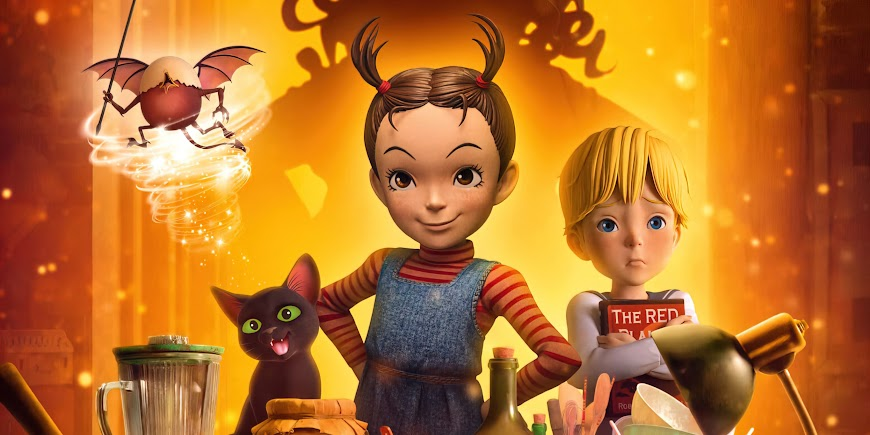 Earwig and the Witch (2021) movie download