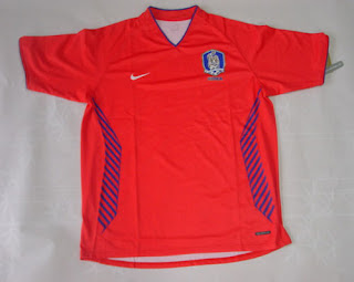 Korean national team jersey
