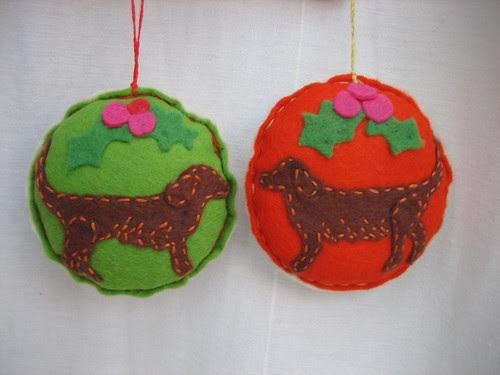Mr. & Mrs. Beasley Ornaments