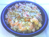 Rice with Mushrooms and Shrimp