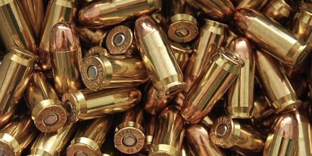 Forces Recover Ammunition During Search Operations In Samba
