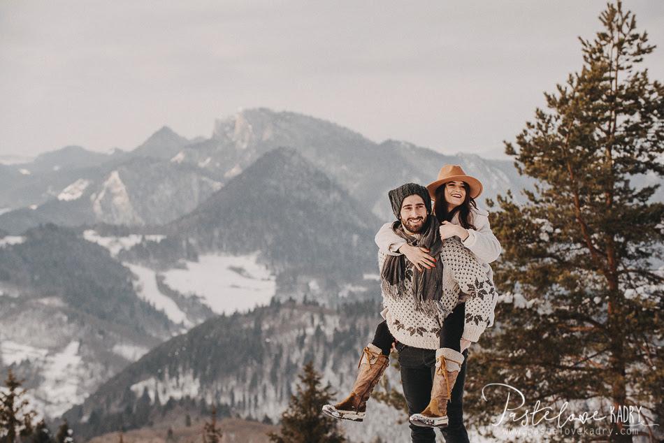 plener w gorach
