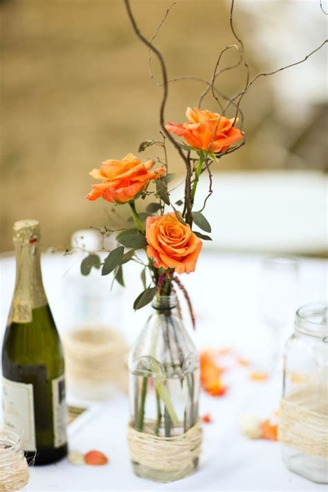 Twig Wedding Centerpieces on Pinterest   Twig Centerpieces