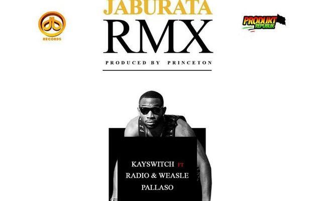 VIDEO: Kayswitch ft. Pallaso, Radio X Weasel - Jaburata (Remix)