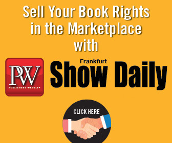 Promote Your Book in PW's Frankfurt Book Fair Show Daily