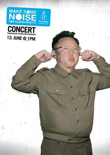 Amnesty International Concert/Bush