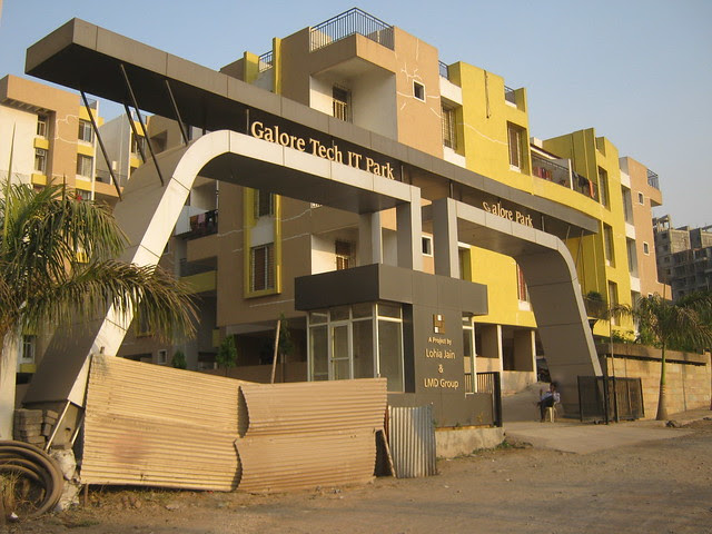 Galore Tech Park & Galore Park - Visit Lohia Jain Group's Riddhi Siddhi, 2 BHK & 3 BHK Flats at Bavdhan Khurd, Pune 411 021