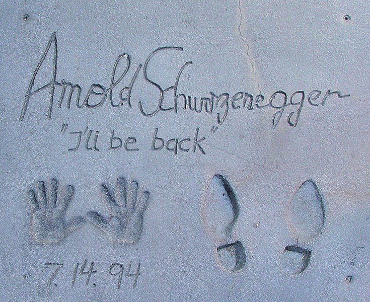 File:Arnold Schwarzenegger - I'll be back.jpg