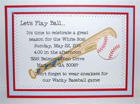 Baseball End of Season Baseball Party Party Ideas   Photo