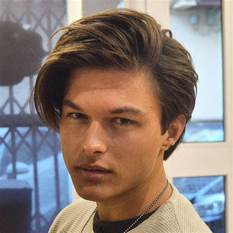 medium length hairstyles  men  update