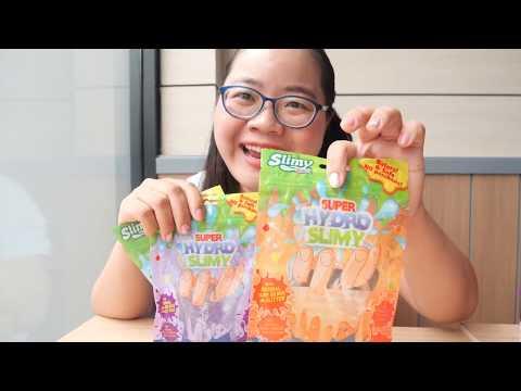 Bộ Sưu Tập Slimy Ngọt Ngào Của Chị Cà Chua - Sweet Slimy Collection