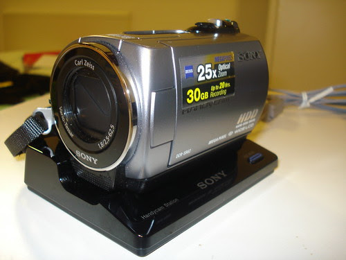 Sony DCR SR62