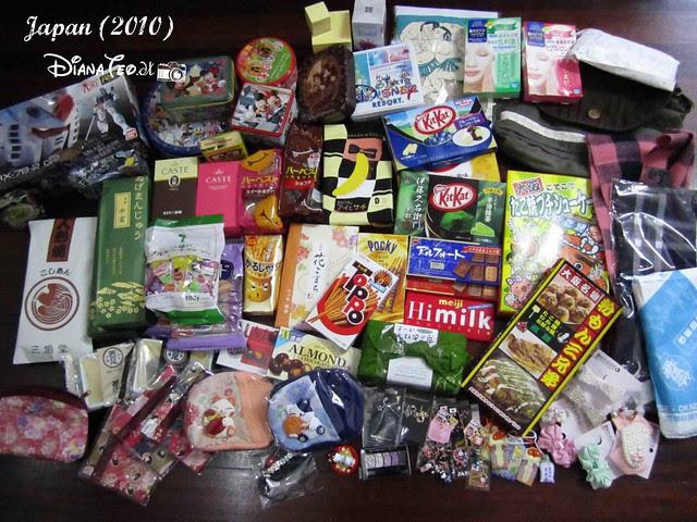 Japan's Haul 01