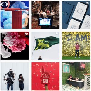 agency aesthetic instagram accounts  copy sked social