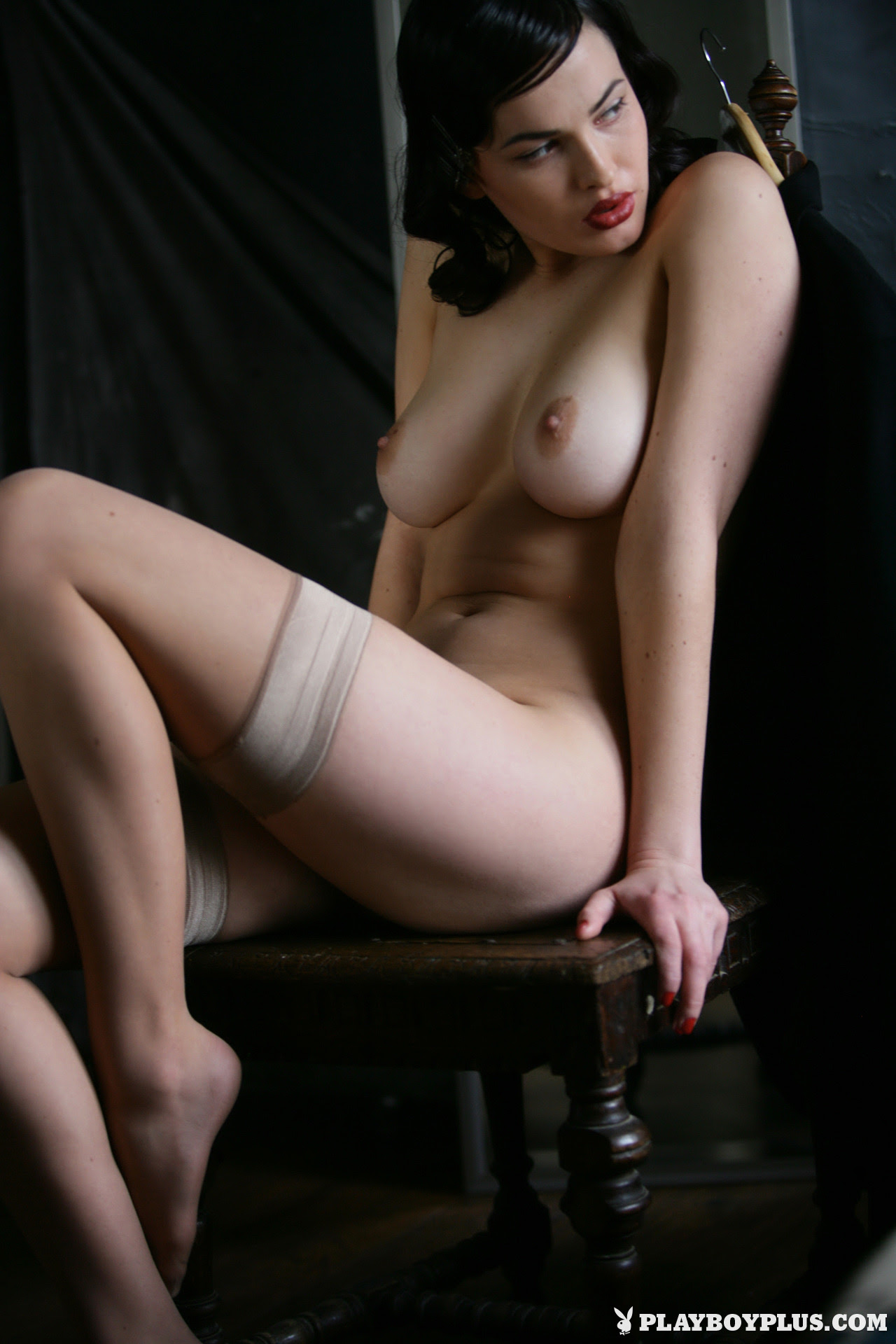 Dasha Astafieva de Playboy Plus