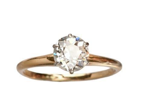 1900s 0.85ct Diamond Ring   Erie Basin