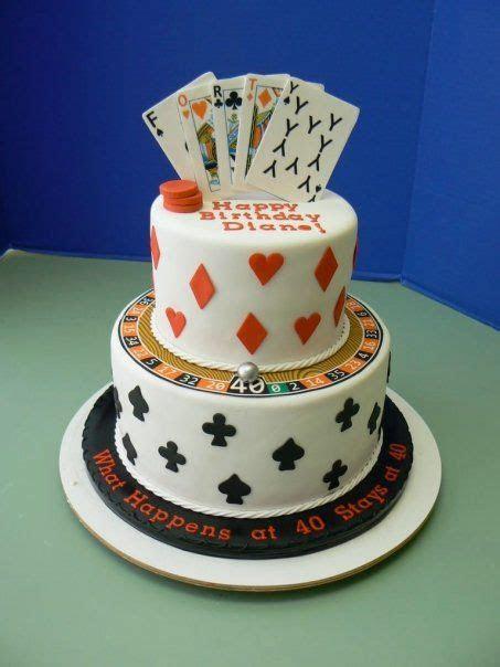 gamblingcasino themed cake cakes