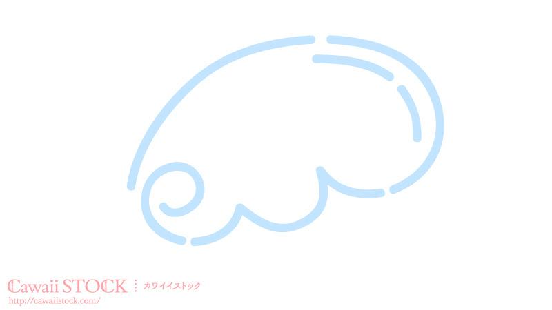 羽のイラスト素材 カワイイストックフリー素材配布サイト
